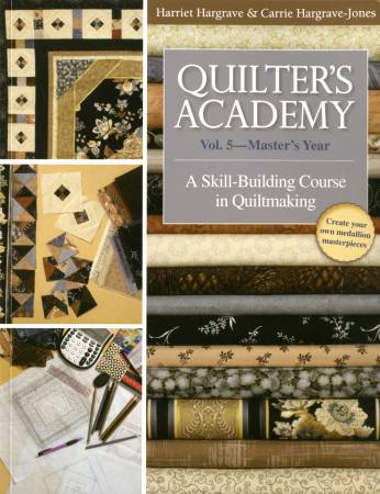 Quilter's Academy - Vol