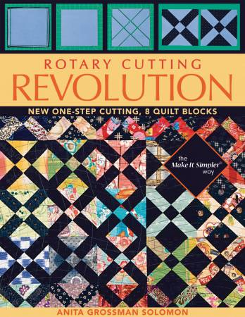 Rotary Cutting Revolution - Softcover