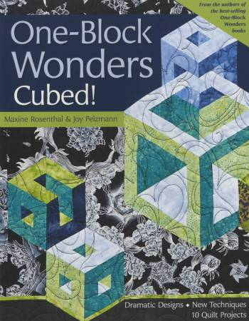 One-Block Wonders Cubed - Softcover