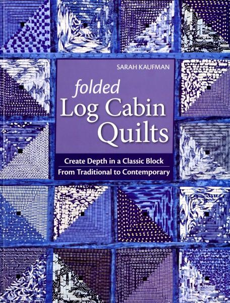 Folded Log Cabin Quilts - 10738