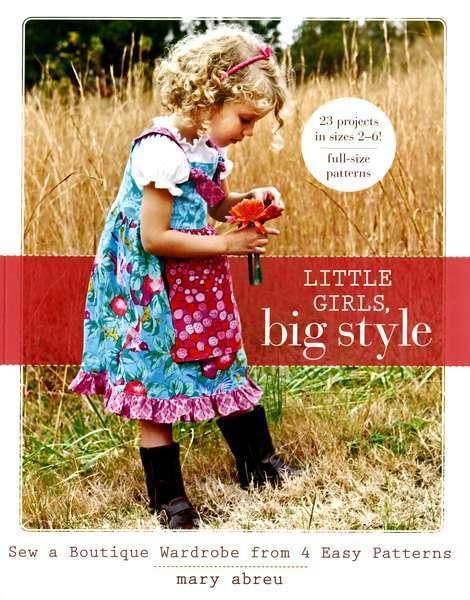 Little Girls Big Style -- signed copy!