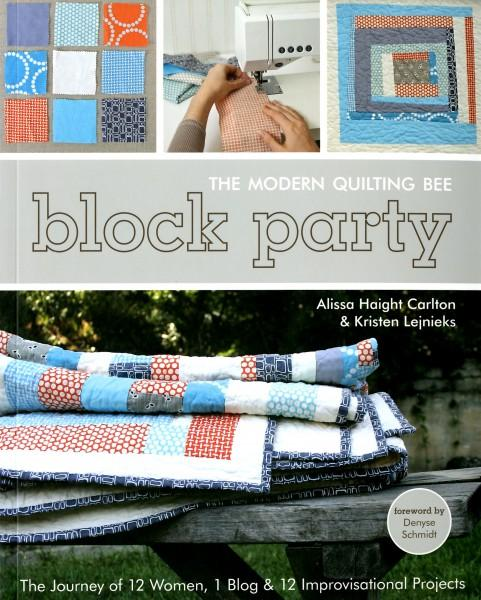 Block Party - The Modern Quilting Bee - 10779