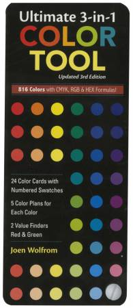 10792 3 In 1 Color Tool 3rd Edition
