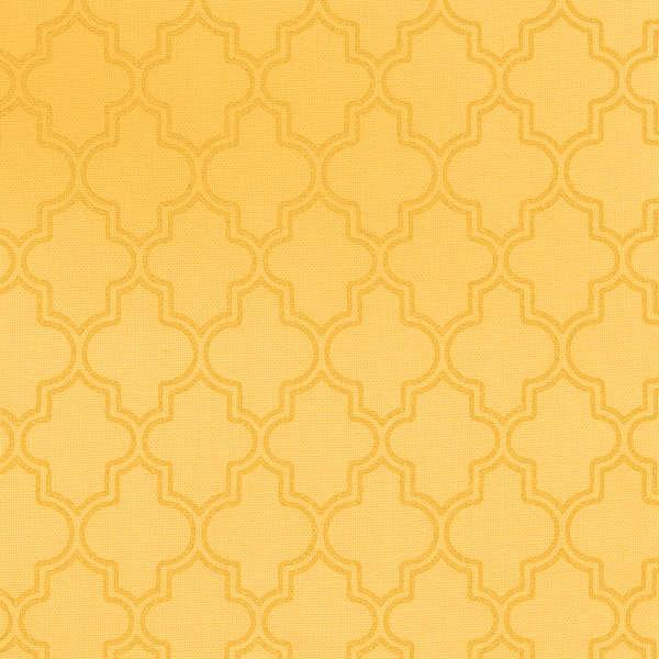 MAS PEARL ESSENCE Yellow Quatrefoil