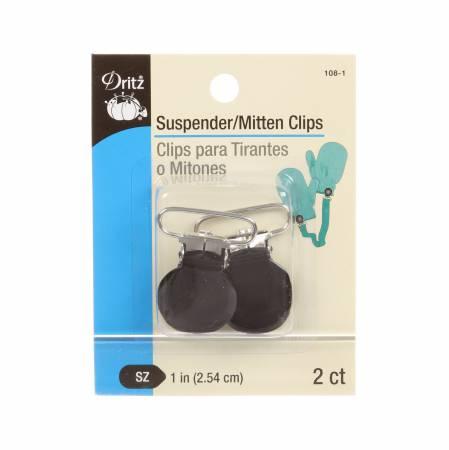Mitten Suspender Pacifier Clips - 108-1