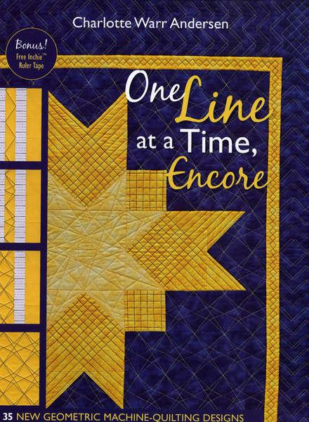 One Line At A Time Encore - Softcover