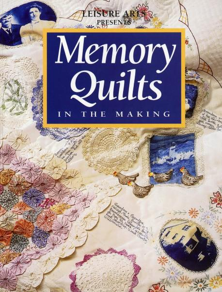 Memory Quilts - In The Making