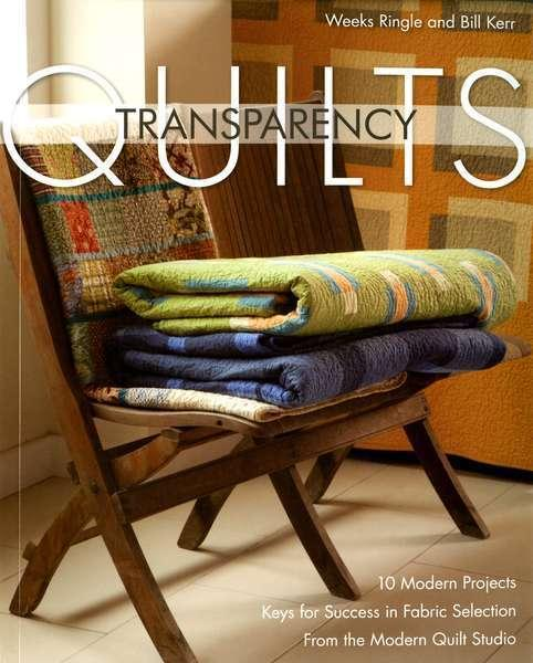 Transparency Quilts - Softcover