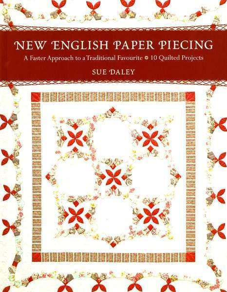 New English Paper Piecing - Softcover