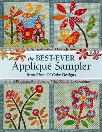 Best-Ever Applique Sampler