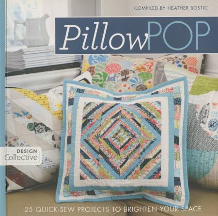 Pillow Pop - Softcover
