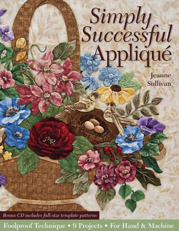 Simply Successful Applique - Softcover