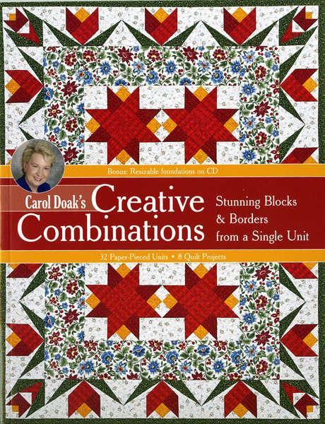 Carol Doak's Creative Combinations - Softcover - 10873