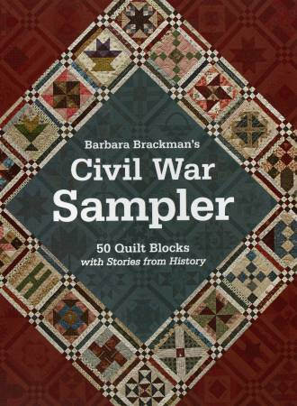 Barbara Brackman's Civil War Sampler - Softcover