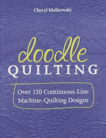 Doodle Quilting - Softcover
