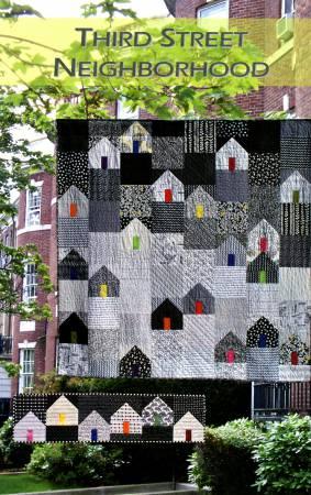 Third Street Quilt Pattern by Esch House Quilts