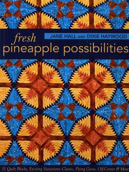 Fresh Pineapple possibilites