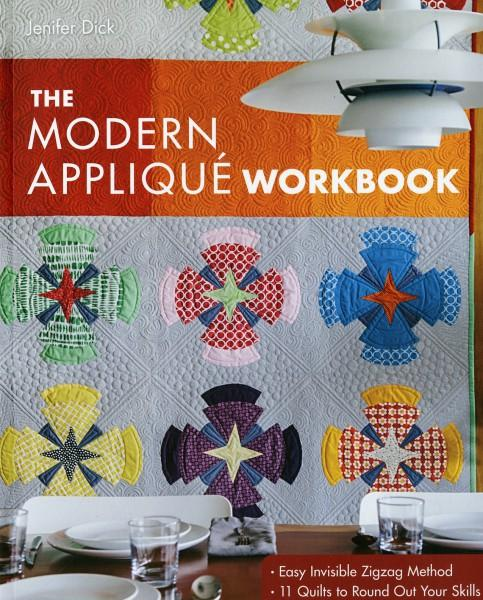 Modern Applique Workbook - Softcover