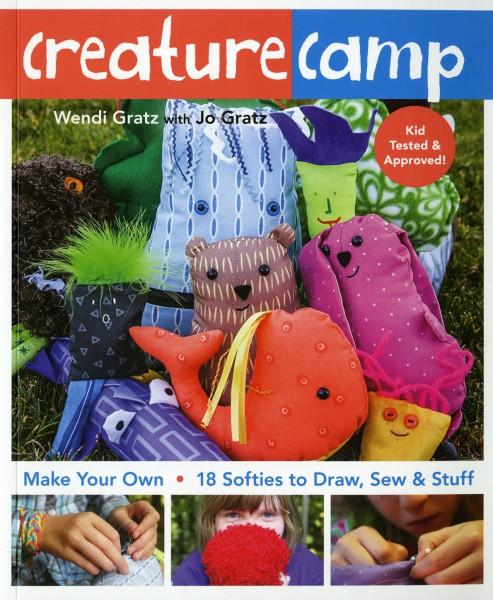 Creature Camp - Softcover