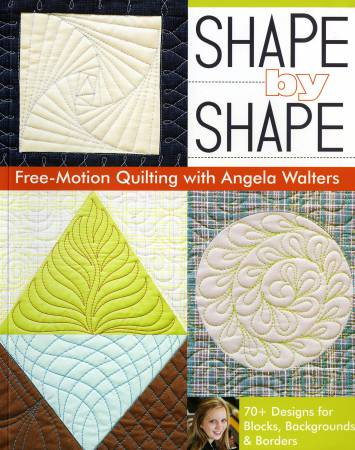 Book - Shape By Shape (Softcover)
