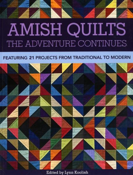 Amish Quilts - Softcover