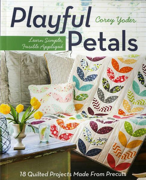 Playful Petals - Softcover