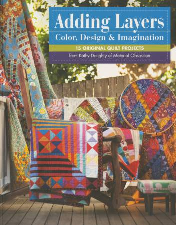 Adding Layers Color Design & Imagination - Softcover
