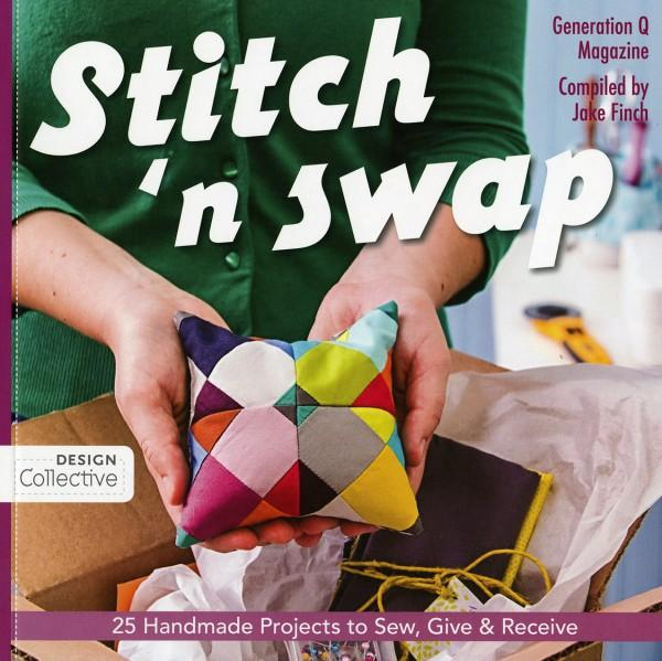 Stitch 'n Swap - Softcover