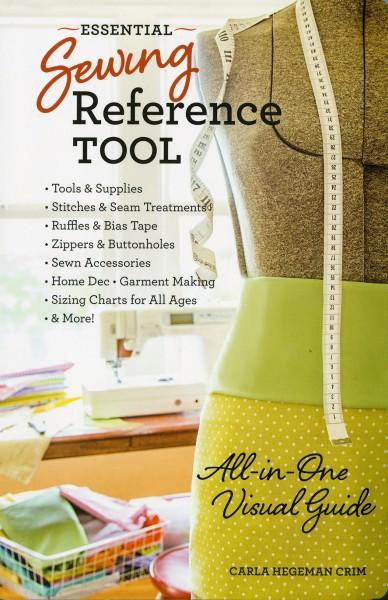 Essential Sewing Reference Tool - Softcover