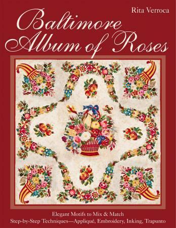 Baltimore Album of Roses - Softcover