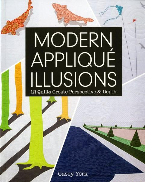 Modern Applique Illusions - Softcover