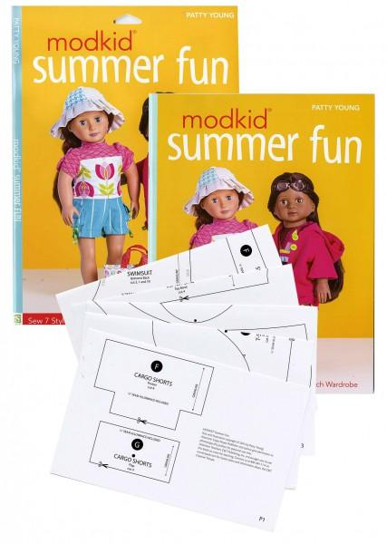 MODKID Summer Fun - Softcover