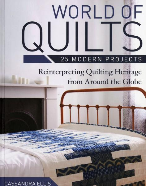 World Of Quilts - 25 Modern Projects - Softcover