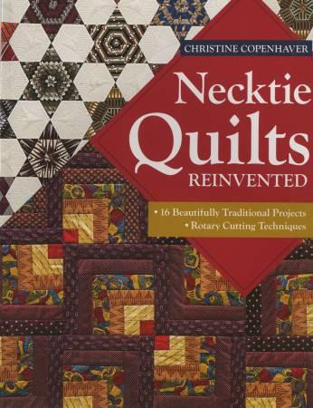 Necktie Quilts Reinvented -Softcover
