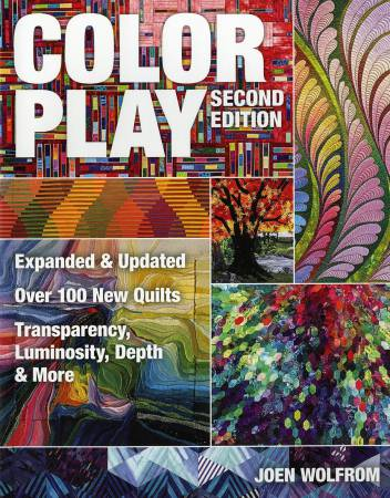 Color Play Second Edition - Softcover Book