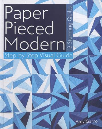 Paper Pieced Modern - Softcover