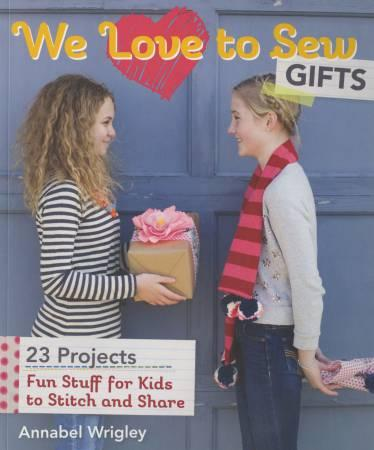 We Love To Sew - Gifts - Softcover