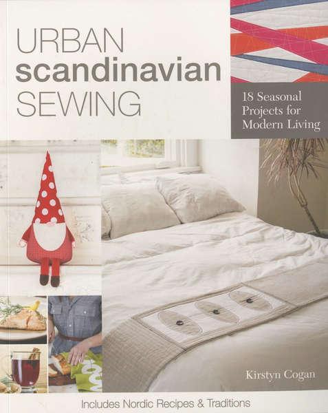 Urban Scandinavian Sewing - Softcover