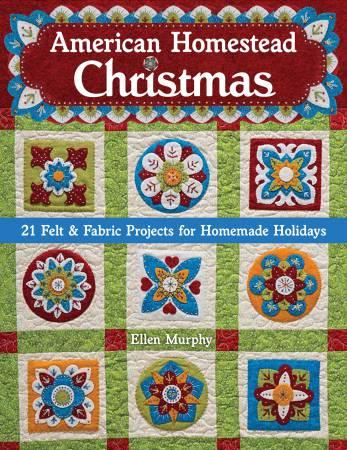 American Homestead Christmas - Softcover