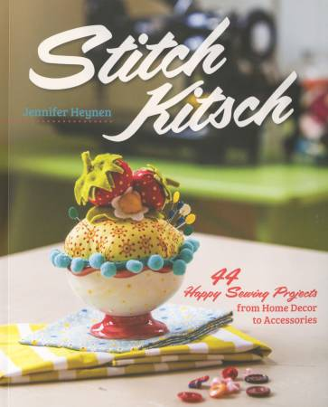 Stitch Kitsch - Softcover