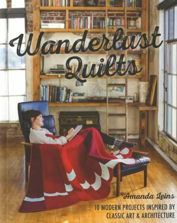Wanderlust Quilts - Softcover