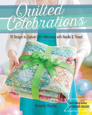 Quilted Celebrations - Softcover