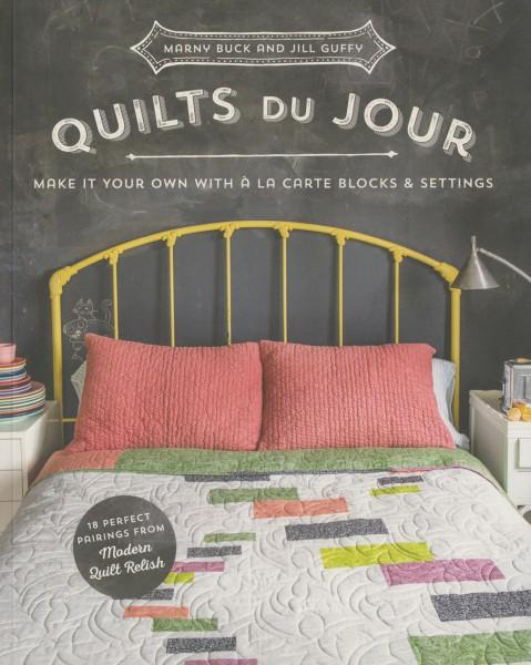 Quilts du Jour - Softcover