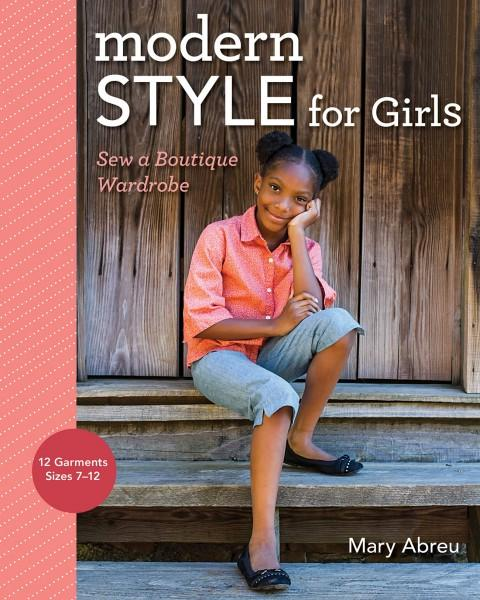 Modern Style for Girls - Softcover