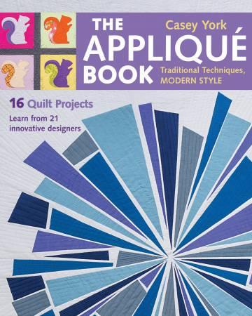 Applique Book, The - Softcover
