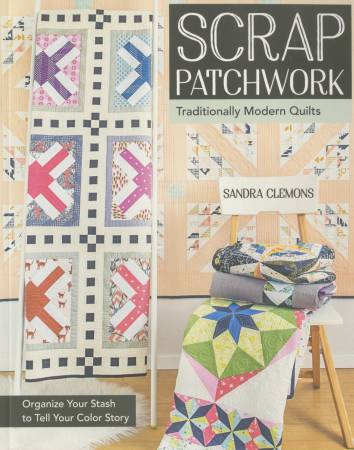 Scrap Patchwork - Softcover