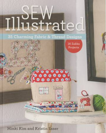 Sew Illustrated - Softcover