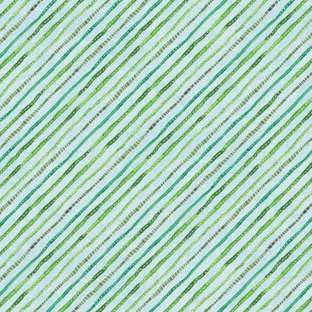 Light Blue Ticking Stripe