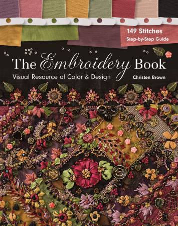 Embroidery Book - Softcover
