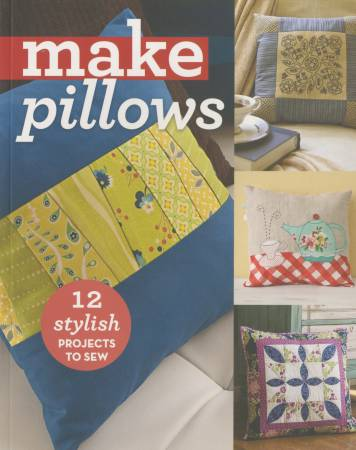 Make Pillows - Softcover Book